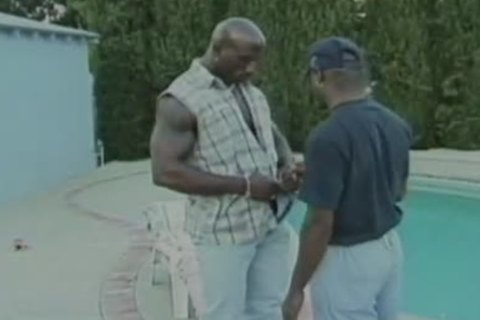 Bob Cat, Bobby Blake And Flex-Deon Blake Having Sex