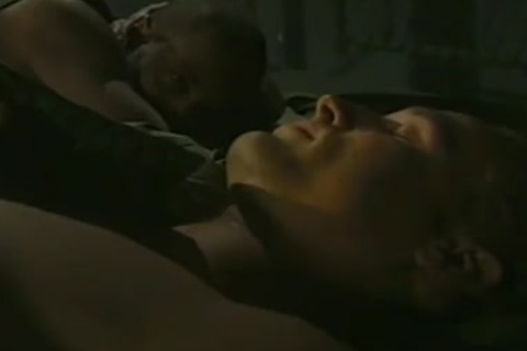 big rod Army teen gets A Great oral-sex From His dark Buddy