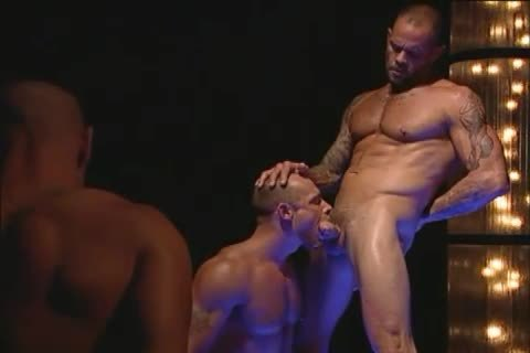 monstrous Muscle Hunks Have oral joy & Rimmjob