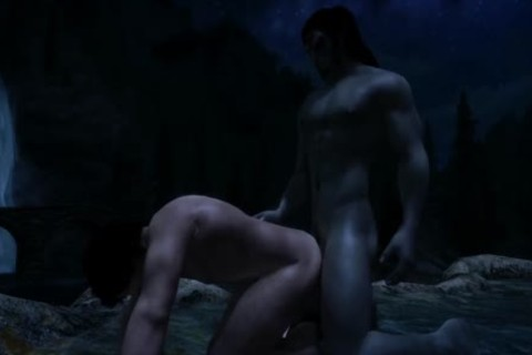 Jon Snow (Game Of Thrones) Visits Skyrim For Some chap Love