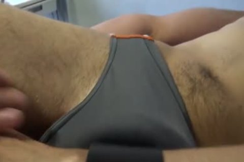 Soft Tender Edging And Denial Play In slutty Speedos. Touching, Stroking, Humping, pleasing.