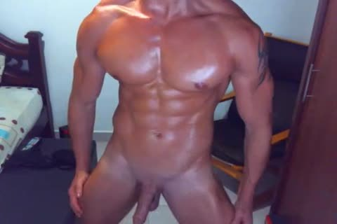 delicious man On web camera Dance And jerk off