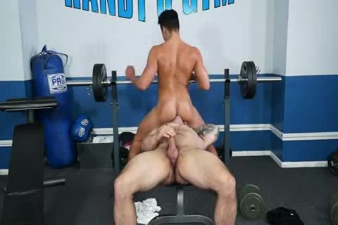 filthy Sex In Gym