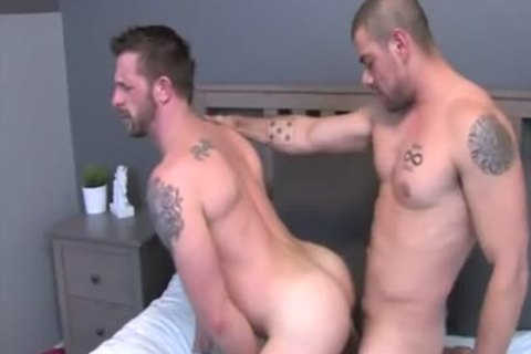 banging Each Others meaty booties raw