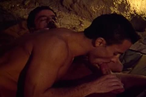 Three-way In A Cave: Brice Patton, Michael Vincenz0 & Blake Harper