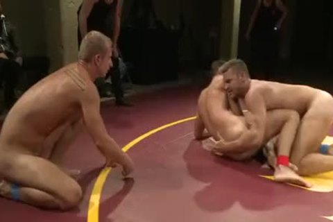 [GVC 018] Wrestlers Just want to Have Some fun