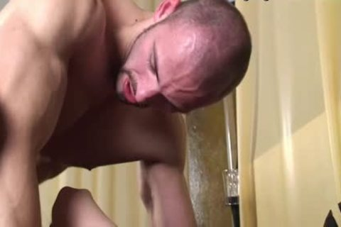 A strong homosexual lad nails A lad Hard In The wazoo!