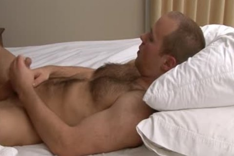 A nice blowjob-stimulation between Him And His friend