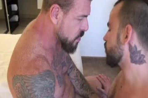 Rocco Steele And Lukas Cipriani