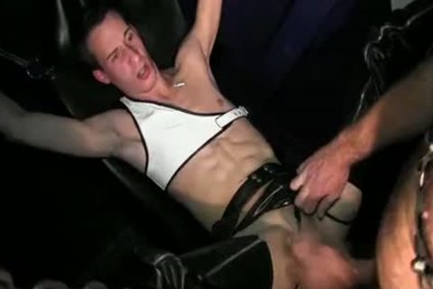 lad receives Dominated