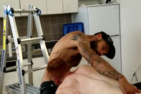 Ginger acquires A good fuck