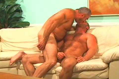 daddy dude Bending Over Rear Plugged