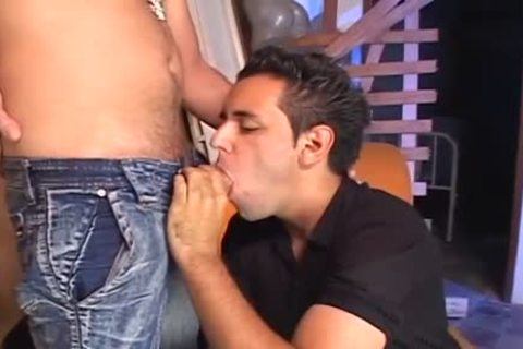 RICCO PUENTES IS plowing FAGS bareback 3 - Scene 2