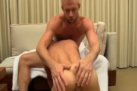 Andy Taylor acquires A big cock In His tasty butthole