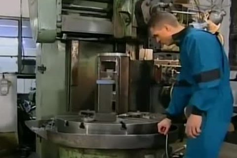 Factory Hunk Workers avid wild And rough homo Sex orgy