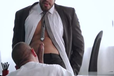 large 10-Pounder gay Fetish With Facial
