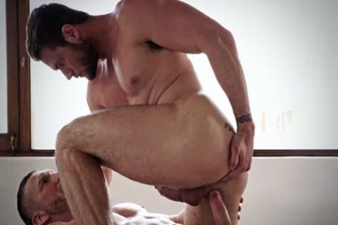 Muscle gay butthole job And cumshot
