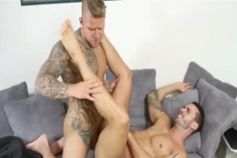 Mam Steele And Alexy Tyler nail - GayHardTube.com