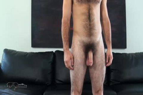 HD GayCastings - Josh hairy butthole Is banged By The Casting Agent
