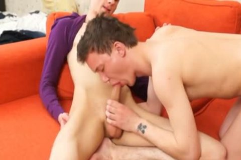 Russian twinks ass And cumshot