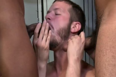 Shorts-Competitive monstrous cocks ? Trey Turner, Jay Alexander & Asher D
