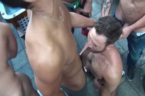 Logan Moore acquire group gangbanged P.1