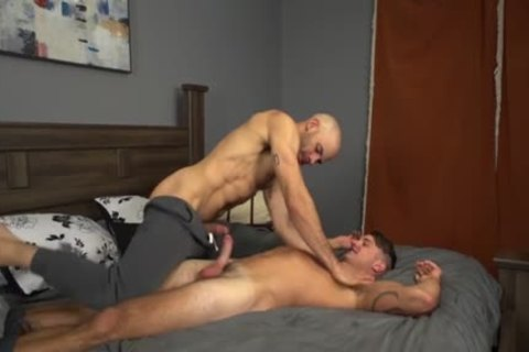 large penis homosexual ace bang And Creampie