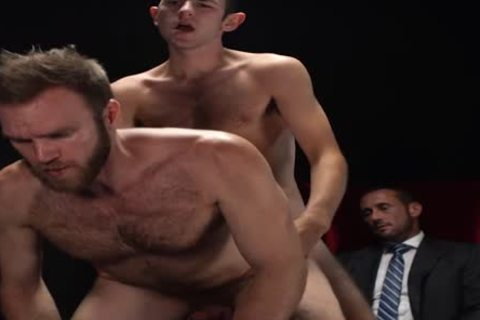 MormonBoyz - Two Missionaries bang As castigation For Priest Daddy