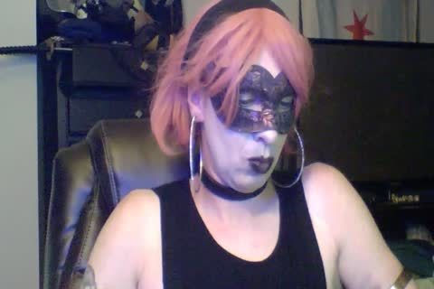 dirty Dancing Goth CD web camera Show (part two Of two)