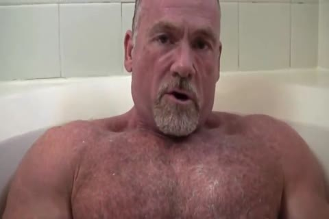 tasty Muscle Daddy Mikey Shower jack off   sperm