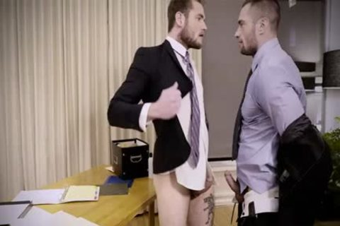 Tattoo homo pooper sex And Creampie