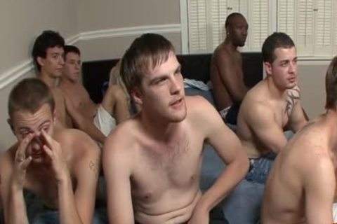 bareback And sperm For wicked boy - Bukkake boyz