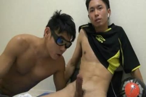 oriental Soccer lad Serviced