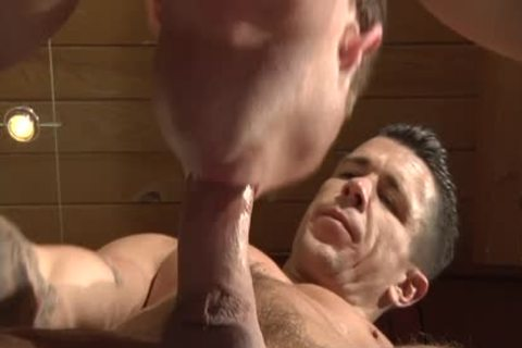 Trenton Ducati And Alex Andrews butthole nailing