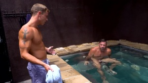 What's In The naughty Tub? - Justin Matthews with Shane Jackson Jerking dril