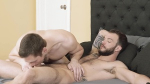 Polyamor-a-hole - Cliff Jensen with Griffin Barrows anal Love