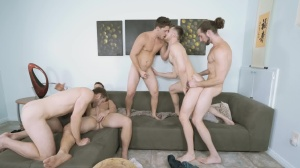 My hooker Of A Roommate - Colby Keller and Jacob Peterson prostitute Nail
