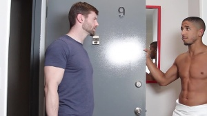 Fix And pound - Dennis West with Mike Maverick anal bone