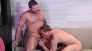 Spymaster - Colby Jansen with Tommy Regan ass plow