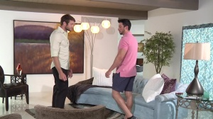 Make Me An suggest - Colby Keller with Casey more ass Love