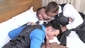 The Concierge - Landon Mycles, Addison Graham butthole Hook up