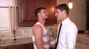 Mormon Undercover - Paul Canon with Jason Maddox ass Hook up