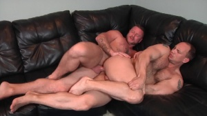 Cheating spouse - John Magnum with Charlie Harding ass Love