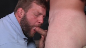 Top To Bottom : Jimmy Johnson - Colby Jansen and Jimmy Johnson butthole Love