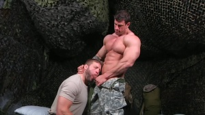 travel Of Duty - Zeb Atlas, Colby Jansen butthole pound
