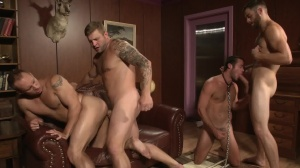 Trying Out The Goods - Tommy Defendi, John Magnum butthole Love