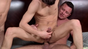 Lessons From My Step dad - Johnny Rapid, Duncan dark ass Nail
