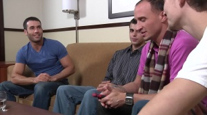 The wager - Johnny Rapid, Tyler Hunt anal hammer