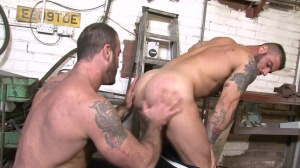 Late For Work - Spencer Reed, Alex Marte butthole bang