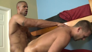 Taking The Blame - Robert Axel & Bobby Clark ass Hook up